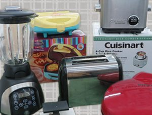 Gently Used Appliances for Sale