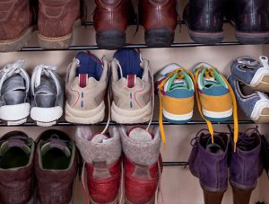 Shoes for Children, Women, and Men